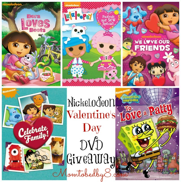 NICKELODEON CATALOG DVD ROUNDUP