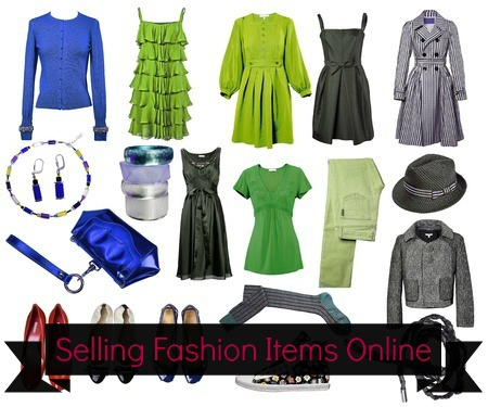 Selling Fashion Items Online