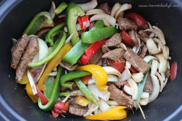 pepper steak process