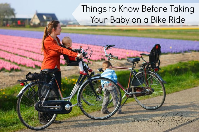 Baby Bike Safety