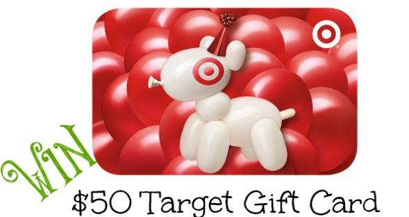 Target-Giveaway