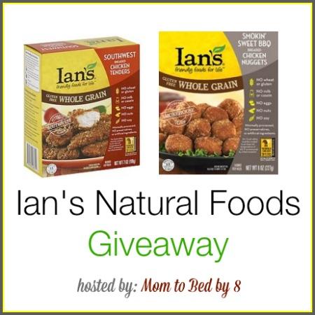 Ian's Chicken Giveaway