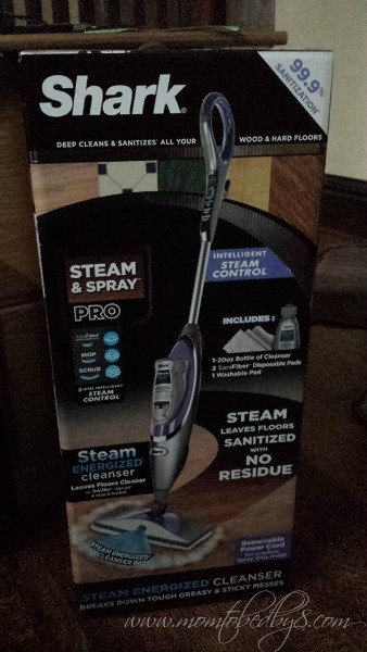 Shark PRO Steam & Spray
