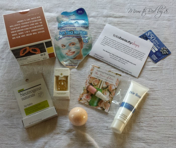 Total Beauty Mother's Day Collection Review