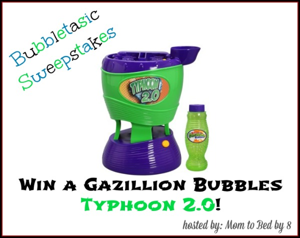 Typhoon 2.0 Giveaway