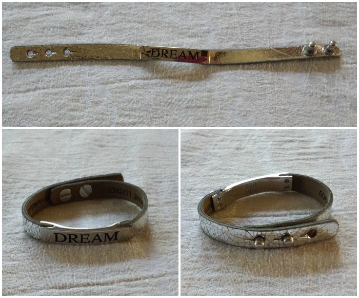 Metallic Life's Inspiration Bracelet