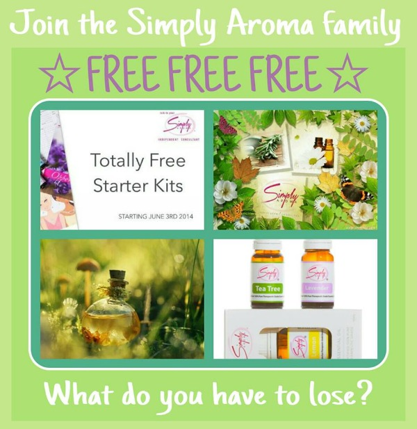 Join Simply Aroma 600
