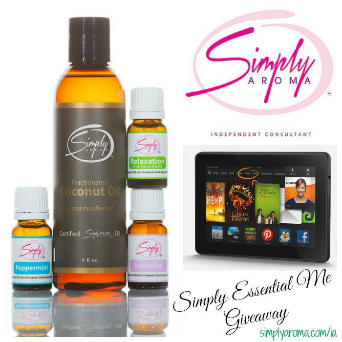 Simply Essential Me Giveaway