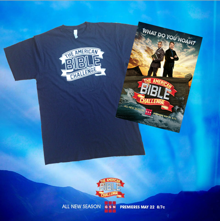 The American Bible Challenge Prize Pack