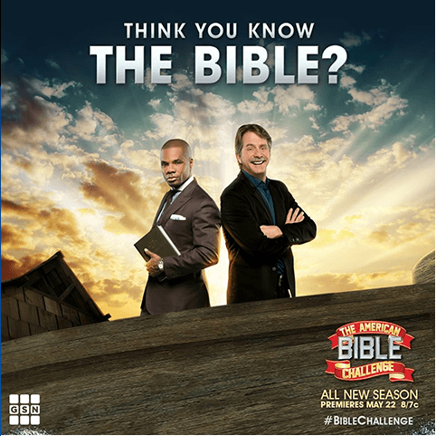 The American Bible Challenge Promo