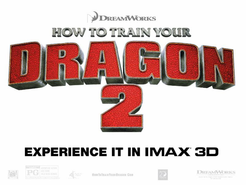 Experience How to Train Your Dragon 2 in IMAX