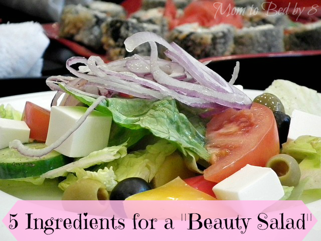 Five Ingredients For A Beauty Salad