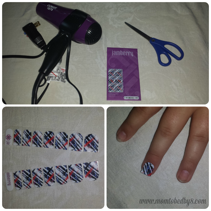 Jamberry Collage