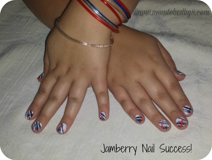 Jamberry Nail Success