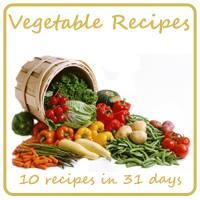 Veggie Recipe Challenge