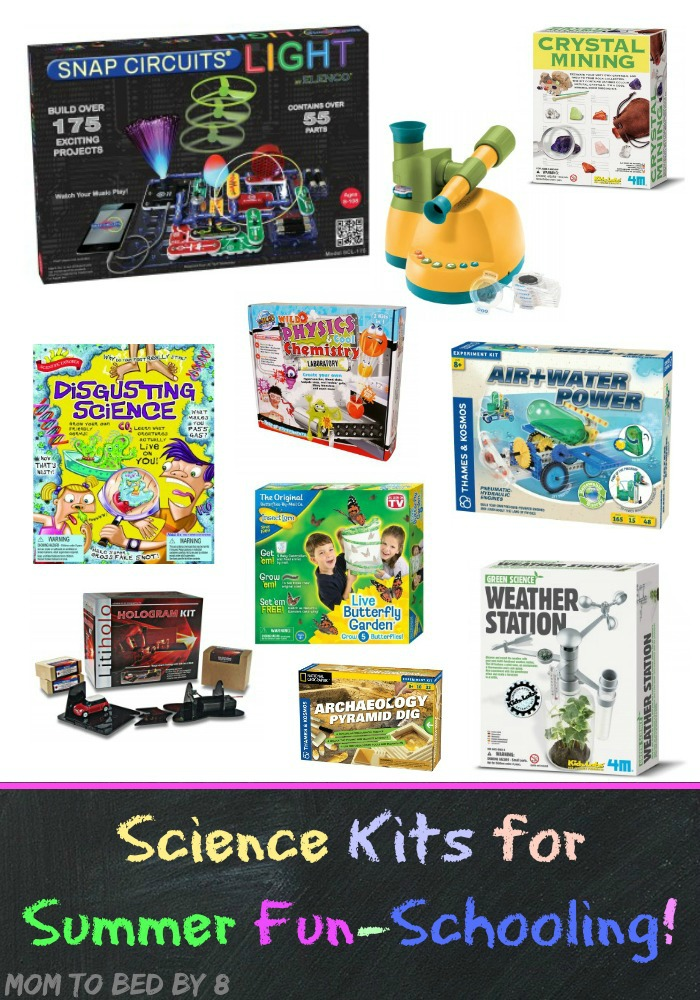 science kits for summer