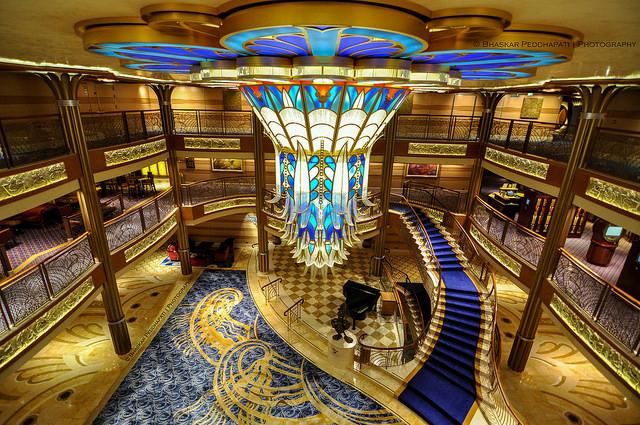 Disney Atrium