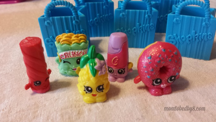Shopkins Are Collectable Toys And