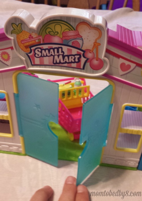 Shopkins Small Mart Door
