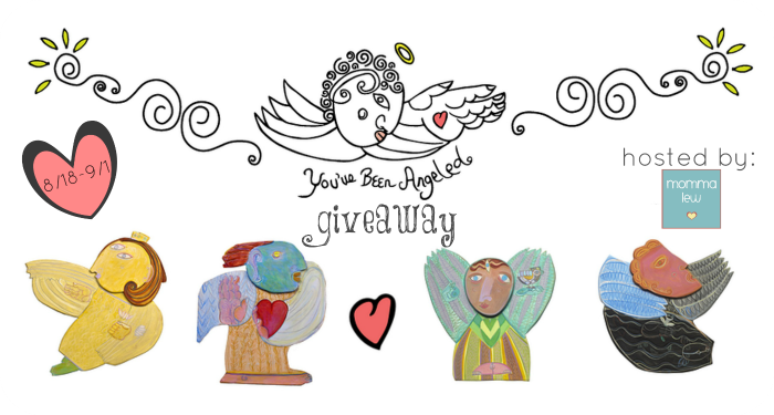 You've Been Angeled Giveaway