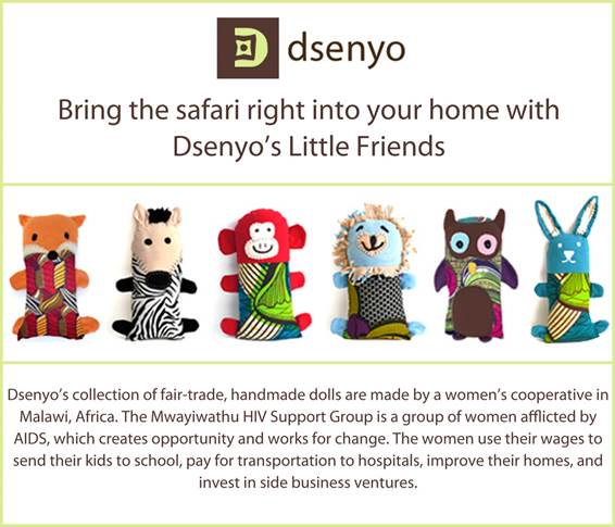 Dsenyo's Little Friends