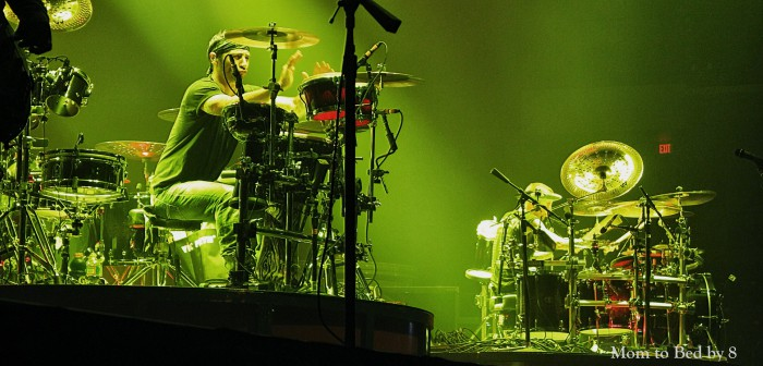Dueling Drums