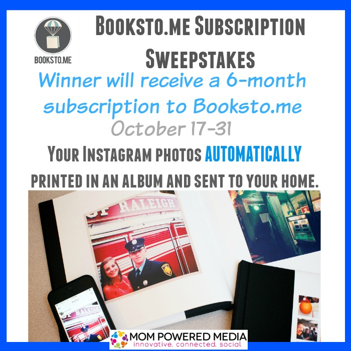 bookstome sweepstakes button