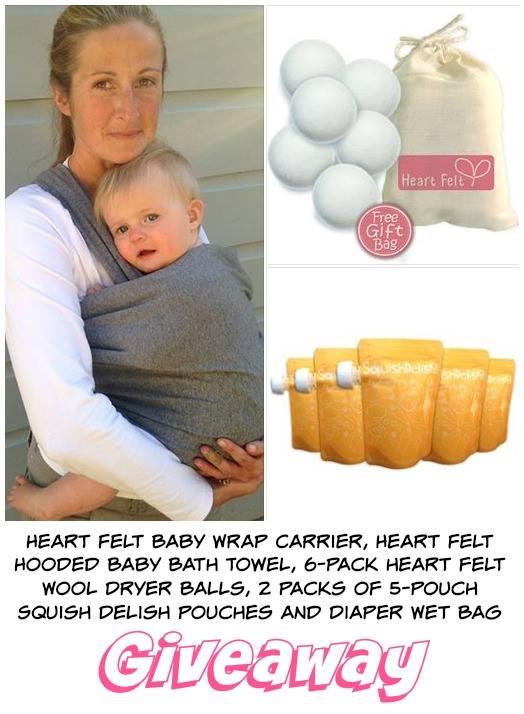 Heart Felt Giveaway
