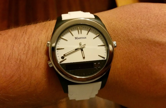 Martian Watch Review