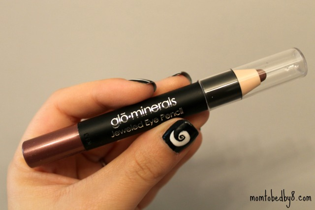 glam mom everyday look eye pencil