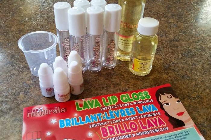 lava lipgloss