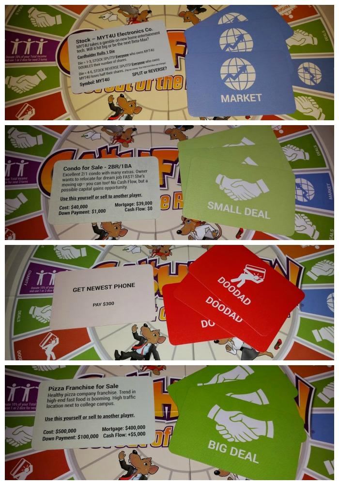Cashflow Cards