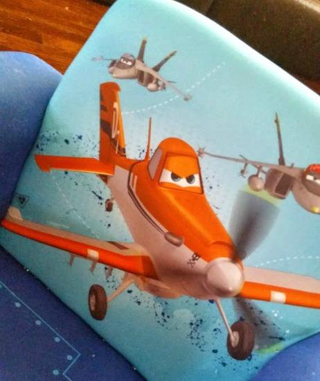 Plane Close-Up