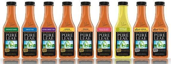 Pure Leaf Tea Selection