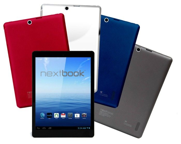 nextbook 8 group