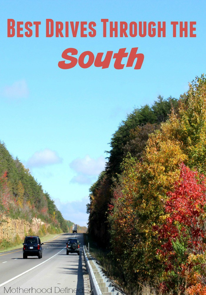Best Drives Through the South