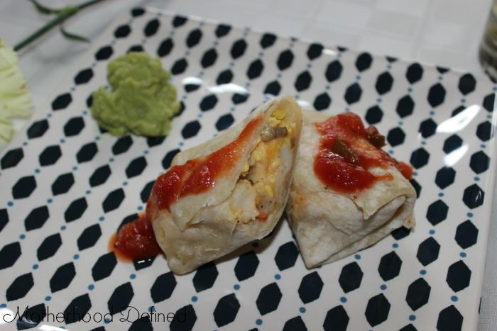Burrito Inside