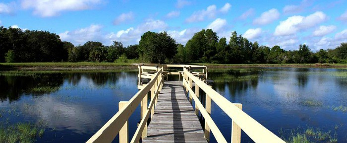 Carefree Resort Dock