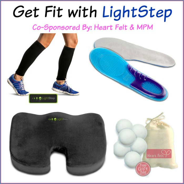 Get Fit with LightStep Giveaway