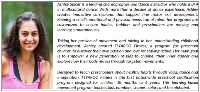 Ashley Spicer Bio