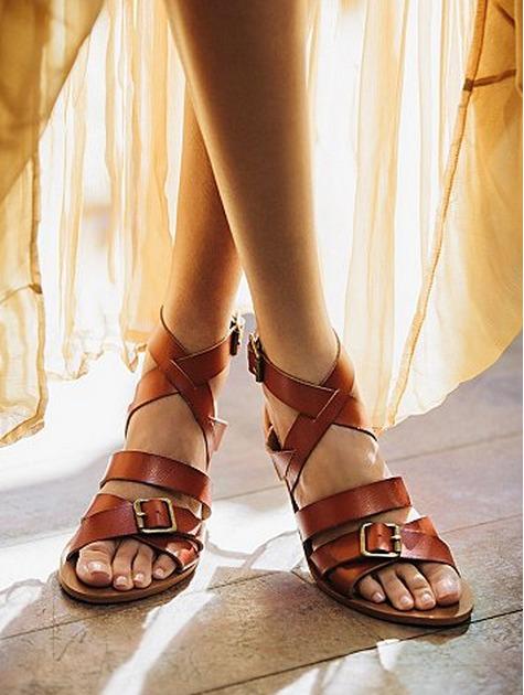 Colette Vegan Sandal