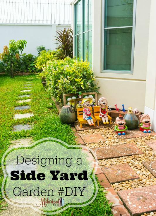 Designing a Side Yard Garden