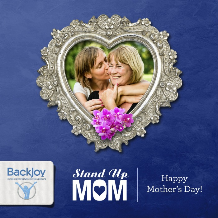 Stand Up Mom Happy Mother's Day