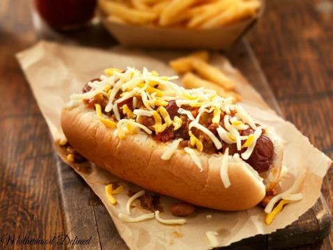HORMEL Chili Hotdog