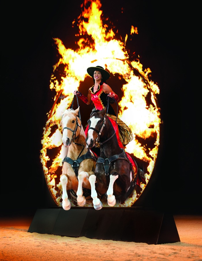Roman Ride - Dixie Stampede