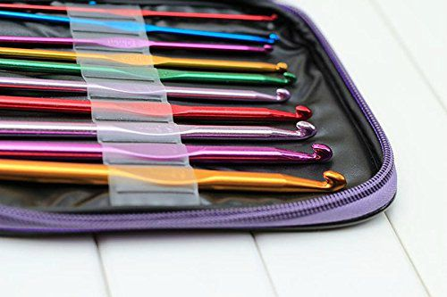 Ohuhu Crochet Hooks Needles Case