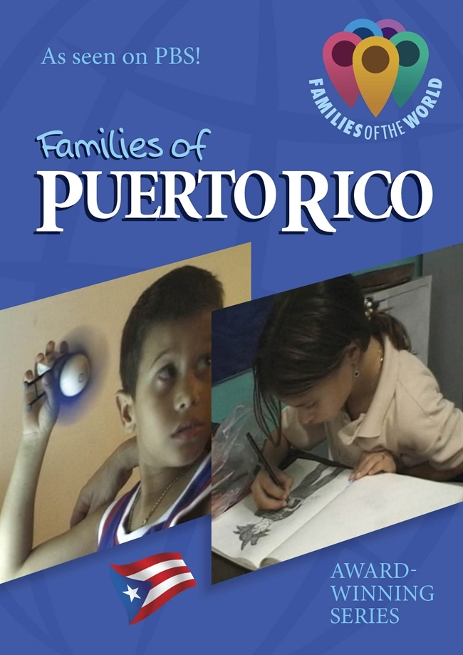Families of Puerto Rico