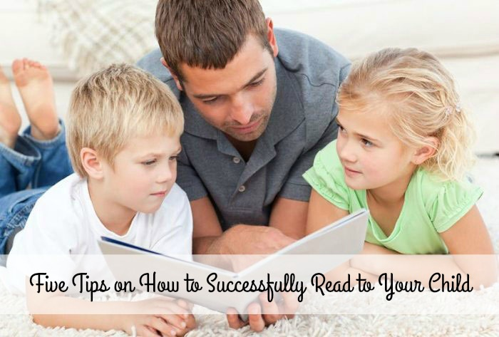 Successfully Read to Your Child