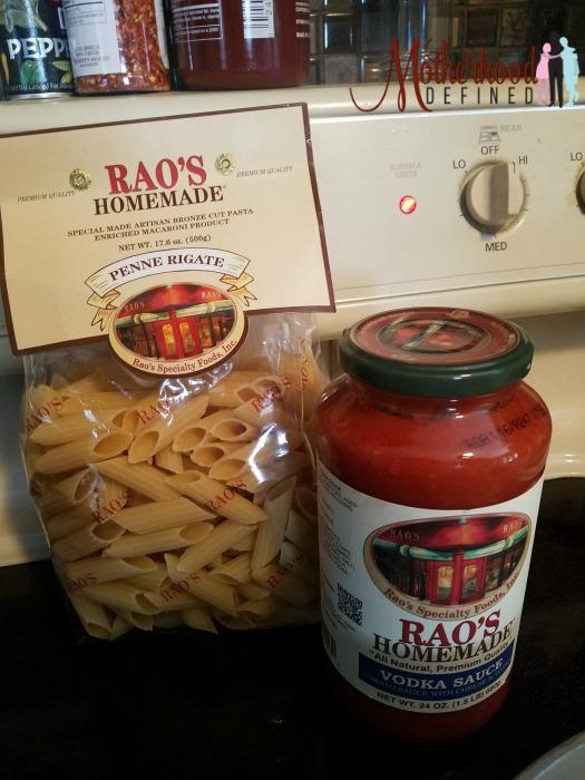 Rao's Homemade Pasta Vodka Sauce