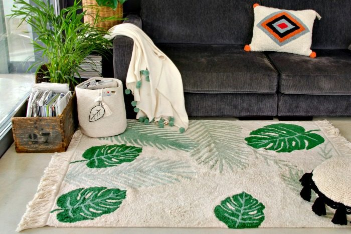 Spring Cleaning don't ignore area rugs